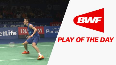 Play Of The Day | Badminton F – BCA Indonesia Open 2016