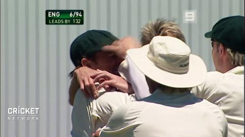 Mike Hussey's Amazing Adelaide recall