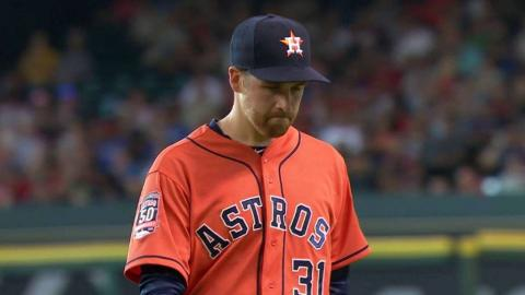 TEX@HOU: McHugh retires Hamilton to end the threat