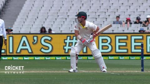 Fourth Test: Australia v England, day five