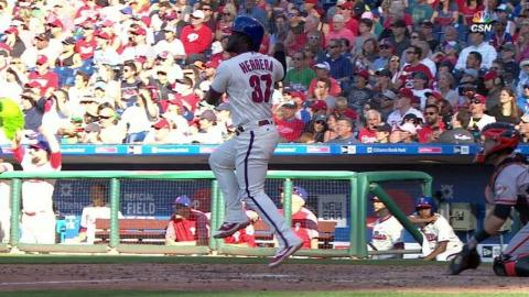 SF@PHI: Herrera clears the bases with a double