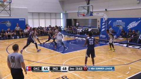 Full Highlights: Oklahoma City Thunder vs Indiana Pacers from Orlando Summer League | July 6, 2017