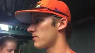 Clemson Baseball // Leggett & White - 5/4/15