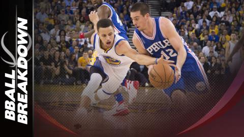Why Steph Curry is an Elite Defender