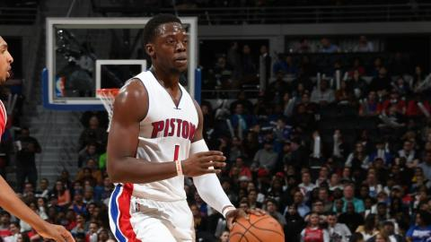 Reggie Jackson's 26 Points Leads Pistons in Win Over Bulls