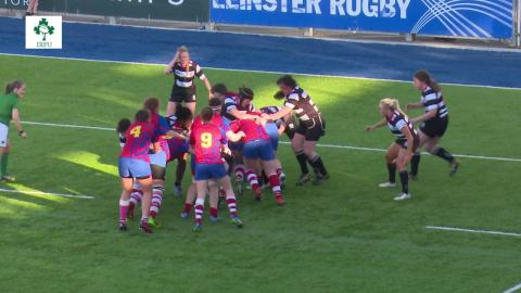 Irish Rugby TV: Women's All-Ireland League Final Highlights