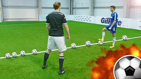 freekickerz vs. Thomas Müller - Ultimate Football Challenge