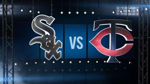 9/1/16: Twins snap losing streak with 8-5 win