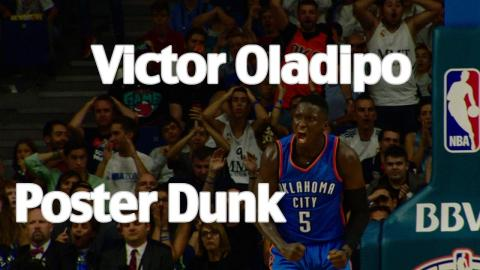 Victor Oladipo Poster From All Angles