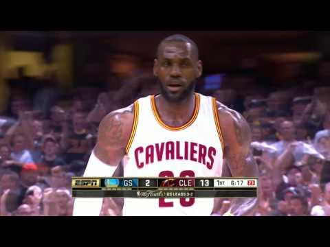 Top 5 Plays from Game 6 of the 2016 NBA Finals