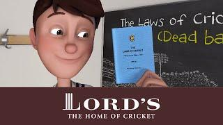The Laws Of Cricket With Stephen Fry | Dead Ball