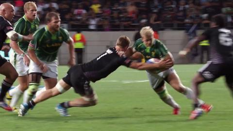 Spotlight: Kyle Brown reflects on emotional 2013 South Africa final