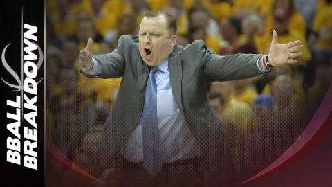 Attention Knicks: Tom Thibodeau Is A Triangle Offense Coach