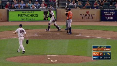 HOU@MIN: Albers tosses six effective relief innings