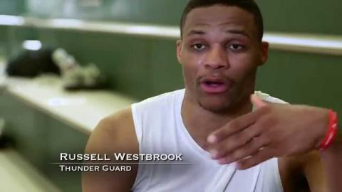 Russell Westbrook – Ready for the Season