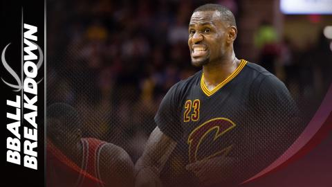 Does LeBron James Still Get Preferential Treatment From Referees?