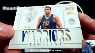 2012-13 National Treasures Basketball 3 Box Case Break #45 ~ 5/2/15