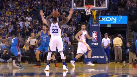 Kevin Durant Ties Career-High with Seven Three-Pointers