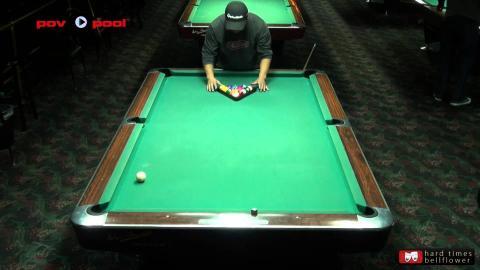 Pt 4  - Efren Reyes vs Brian Cady / The Efren Reyes Challenge!