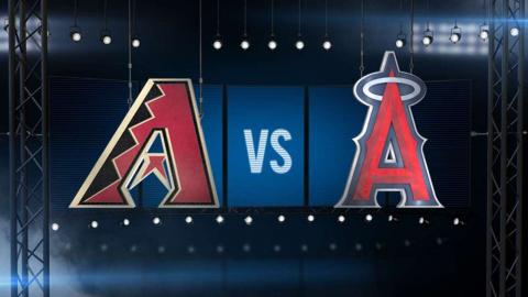 6/15/15: Goldy, Ray lead D-backs to fourth straight