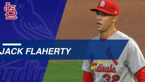 Top Prospects: Jack Flaherty, RHP, Cardinals