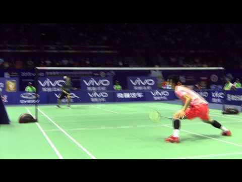 VIVO BWF SUDIRMAN CUP 2015    China vs Thailand - Day 3 Highlights