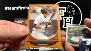 Prospect Jumbo Sauce 7 Box Baseball Mixer Break #2 ~ 5/1/15