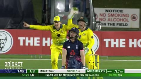 Australia v England - Second Women's Ashes ODI