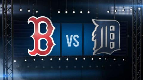 8/9/15: Bradley Jr. leads the Red Sox to victory
