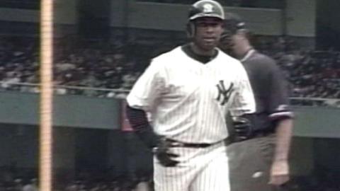 MIN@NYY: Williams hits solo home run