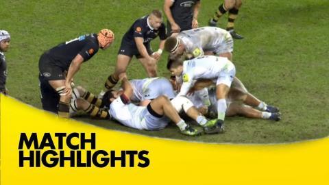 Wasps v Saracens - Aviva Premiership Rugby 2017-18