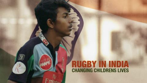 Rugby's values bring inspirational change in India