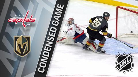 12/23/17 Condensed Game: Capitals @ Golden Knights