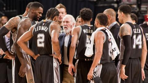 Top San Antonio Spurs Road Plays of the Season | 20th Season Straight Above .500 on the Road