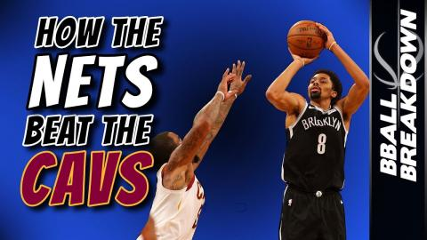 How The NETS Beat The CAVS: Spencer Dinwiddie