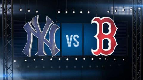 9/18/16: Hanley homers twice as Red Sox sweep Yankees