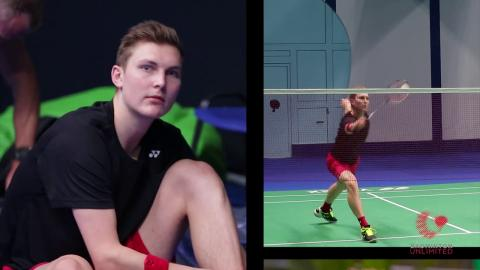Badminton Unlimited | Viktor Axelsen - This or That | BWF 2018
