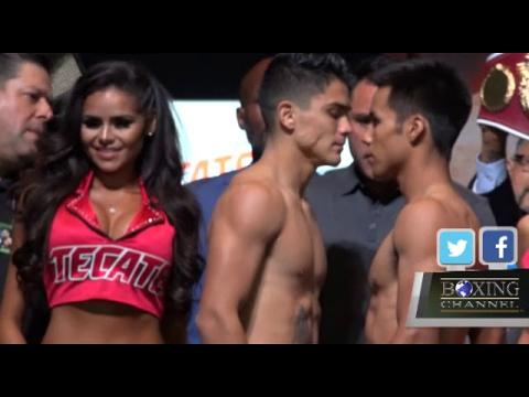CANELO VS TRIPLE G WEIGH-INS HIGHLIGHTS