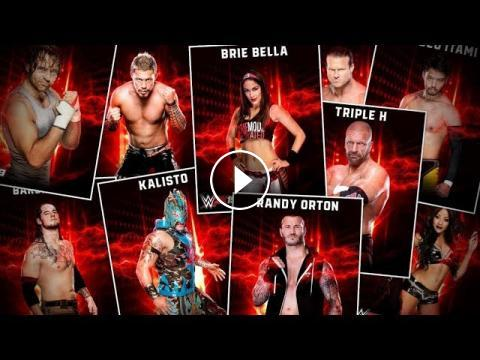 WWE 2K19 roster reveal - Episode Two