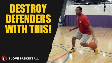 "How To Master In & Out and ""SWIM"" Basketball Moves"