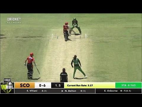Perth Scorchers v Melbourne Stars, WBBL|03