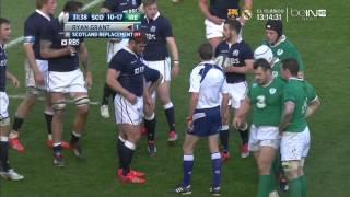 Rugby Union Six Nations 2015 Round 5 Scotland Vs Ireland Full Match HD