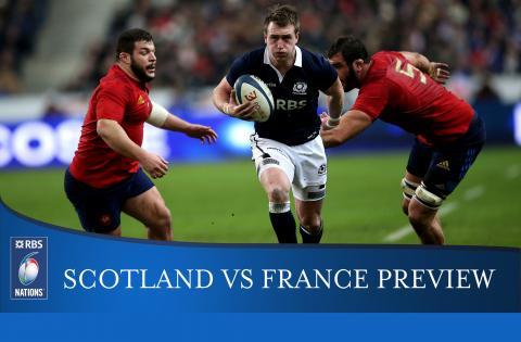 Scotland v France: Crunch Encounter!   RBS 6 Nations