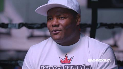 Luis Ortiz on Training and his Future (HBO Boxing)
