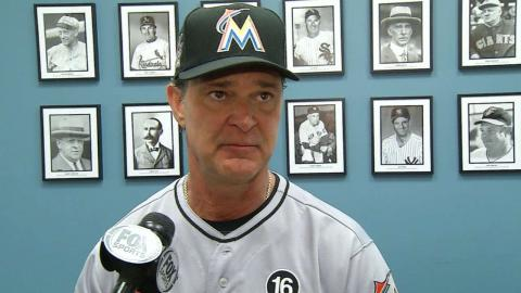 MIA@LAD: Mattingly on the offensive output in the win