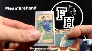 Grand Slam 8 Box Baseball Mixer Break ~ 5/1/15