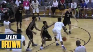 Cal Men's Basketball: 2015 Signee Jaylen Brown Highlights