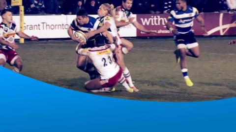 Ricoh's Rugby Change Series