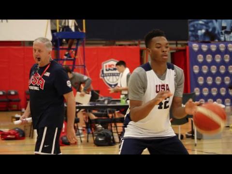 USA Basketball Announces 2016 USA Men's U17 World Championship Team