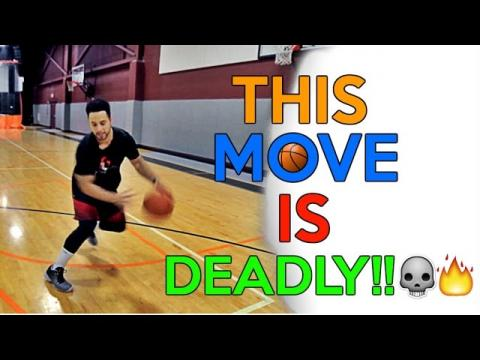 How To: Step Back Move That WILL DESTROY DEFENDERS! (Basketball Moves Series)